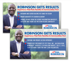 Robinson Gets Results Campaign