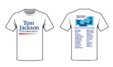Tom Jackson Tee Shirt Design