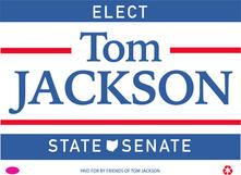 Tom Jackson for State Senate