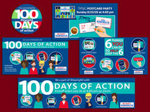 100 Days of Action Campaign