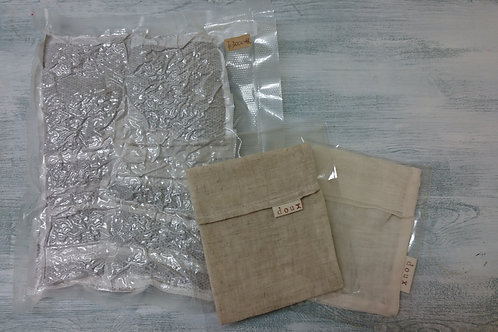 米ぬか酵素入浴剤 10個パック(オリジナル布袋付)