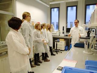 Schülerforschungszentrum Südwürttemberg forscht zusammen mit der Gen-Plus auf dem Gebiet neuer e-Hea