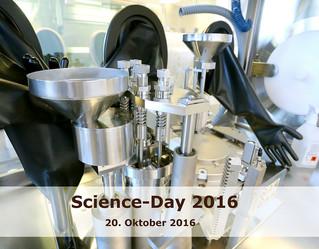 Science Day 2016 - ein voller Erfolg!