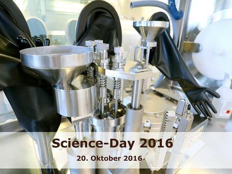 Science Day 2016 – A total success!