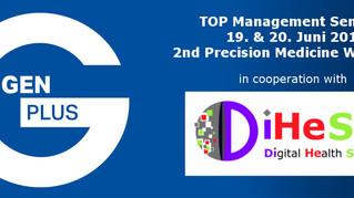 "TOP Management Seminar  ""2nd Precision Medicine Workshop"""