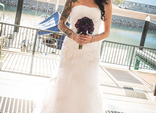 Magnetic Island makes island wedding dream a reality for Sarah and Jeff