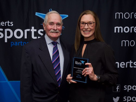 """This Girl Can In Herts """"Service To Sport Awards"""" Winner 2019!"""