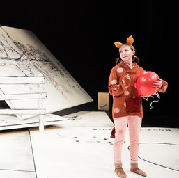 Winnie-the-Pooh at Northwestern University, photo by Justin Barbin Photography