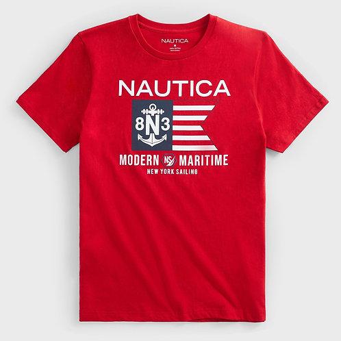 Nautica Maritime red