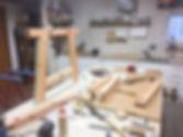 Jonathan Lear Furniture interior workshop photo
