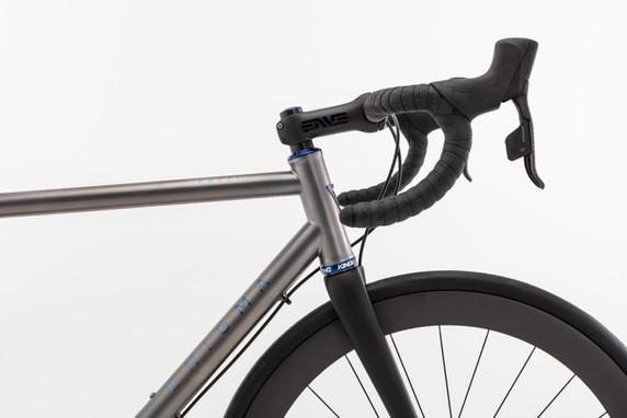 Enigma road bike detail