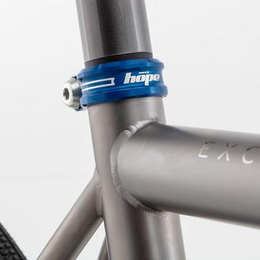 bike detail hope seat clamp
