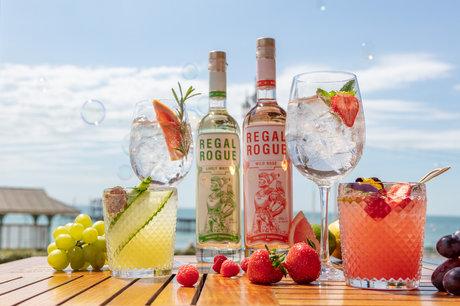 lifestyle advertising drinks image regal rogue