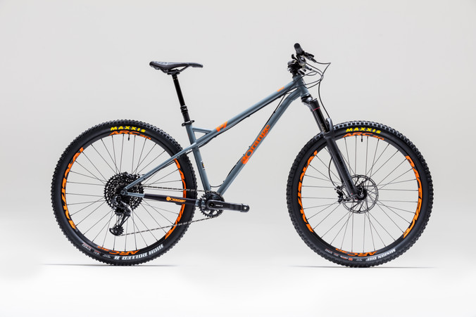 product shot of Orange Mountain Bikes P7