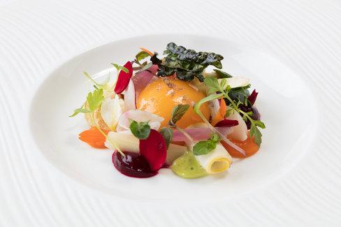 Gravetye salad