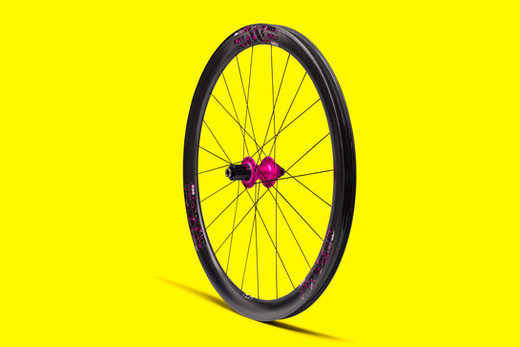 enve carbon wheel product photograph