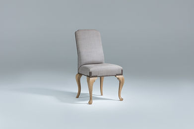 Studio photography of a high-end chair for Augustus Brandt Furniture in Petworth, by commercial photographer Simon Eldon