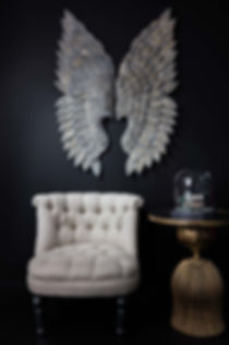 Lifestyle photography of furniture and home accessories for Out There Interiors, by product photographer Simon Eldon
