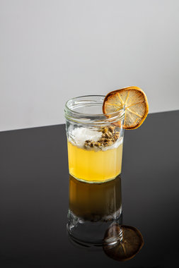 graphic image of a cocktail food and drink