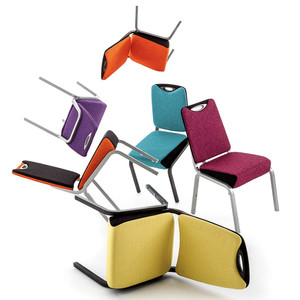 A splash of colour from Burgess Furniture