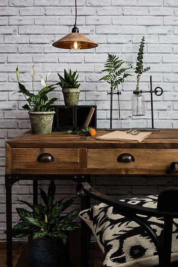 Styled photography of furniture and home accessories for Out There Interiors, by product photographer Simon Eldon