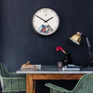 Bramwell Brown Weather Clocks