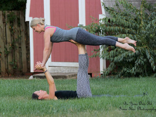 My visit with Acro Yoga