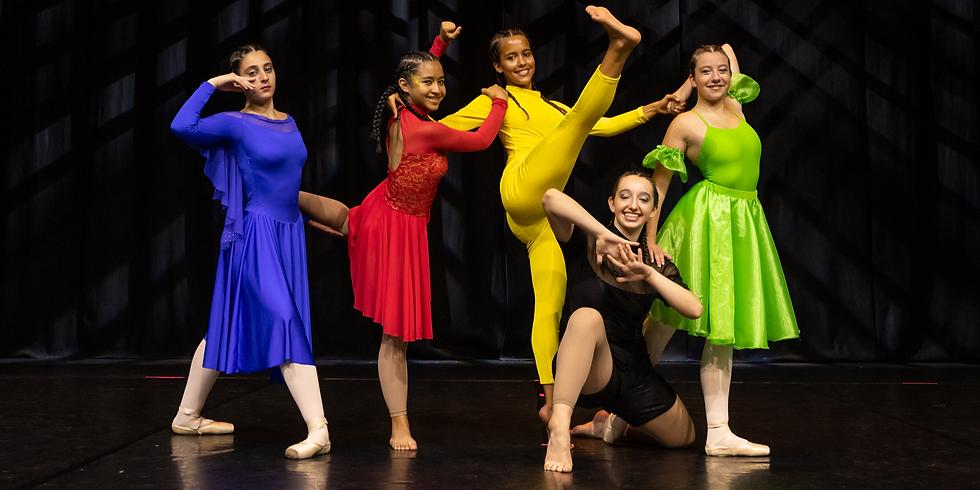 Projeto de Aproximação à Dança