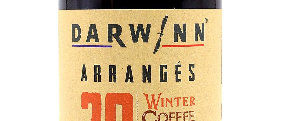 N°20 WINTER COFFEE  Café en grain / Pointe de Mandarine