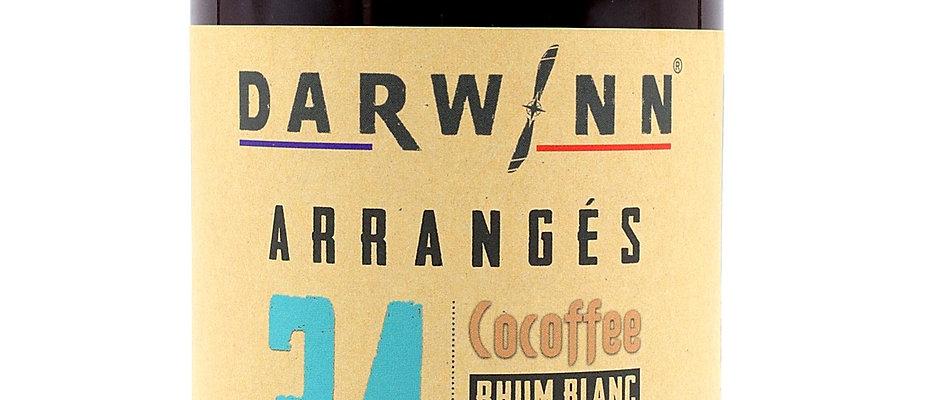 N°34. COCOFFEE.   Noix de Coco / Café