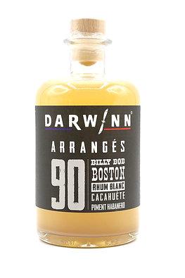 N°90  BILLY BOB BOSTON  Cacahuètes (arachides) torréfiées / Piment Habanero
