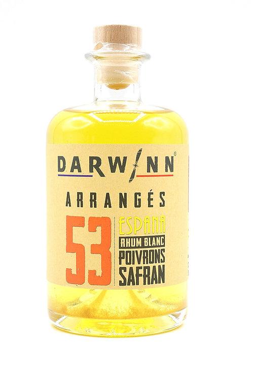 N°53. ESPANA.  Trio de Poivrons / Safran