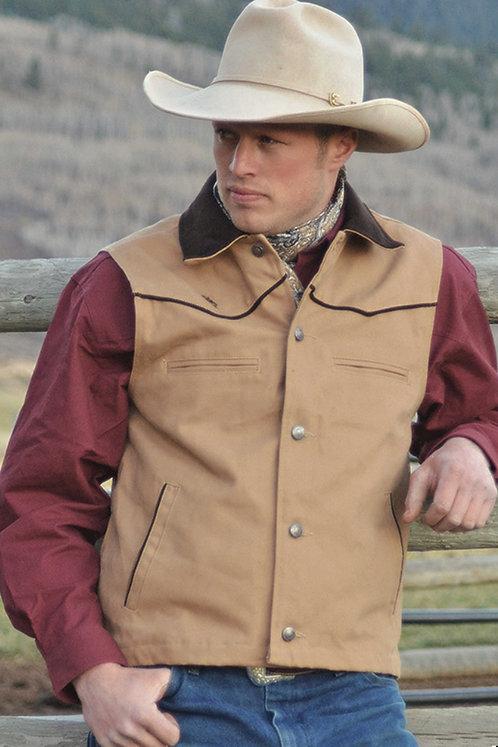 Sheridan Canvas Vest