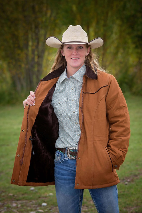 Women's Ranch Canvas Coat