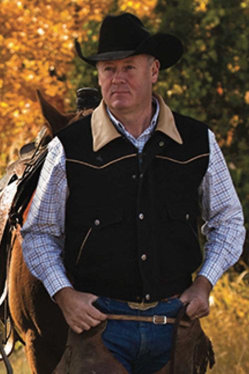 Nevada Wool Vest