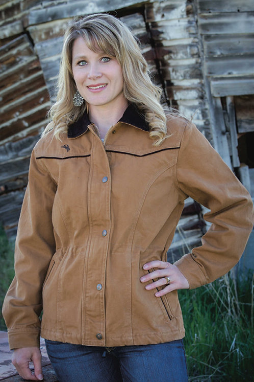 Women's Shoshone Canvas Jacket
