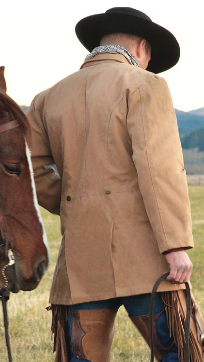 Frock Canvas Coat