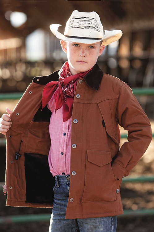 Youth Ranch Canvas Coat