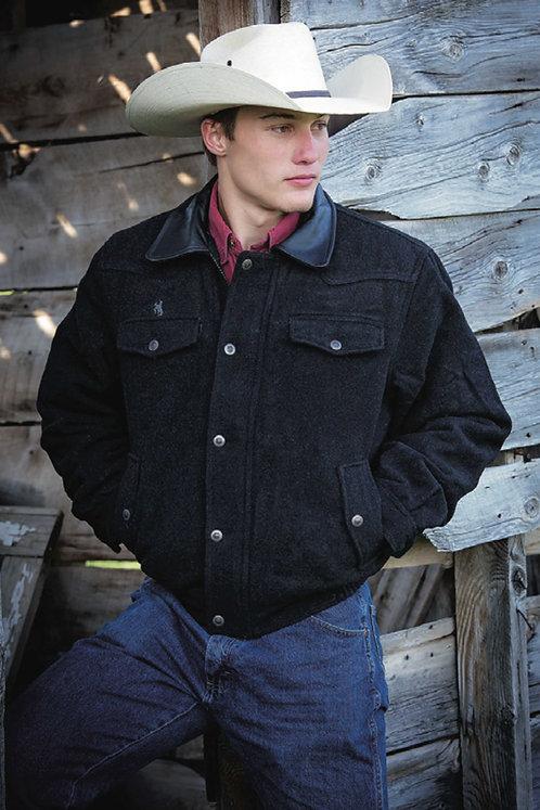 Bomber Wool Jacket