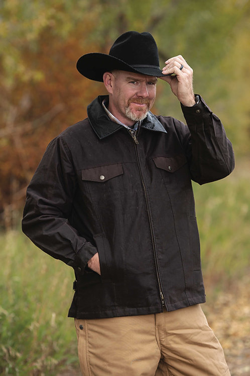 Oilskin Conceal Carry Jacket