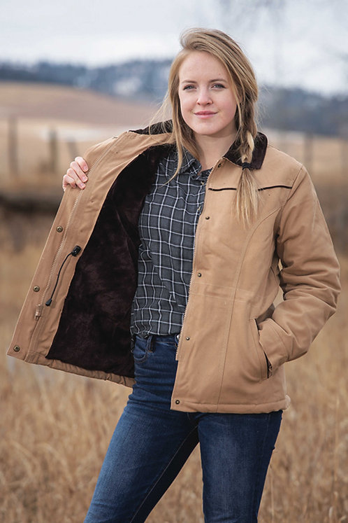 Women's Ranch Wool Coat