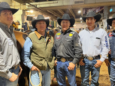 Let's Hear it for the Unsung Heroes at the Cinch Timed Event Championship