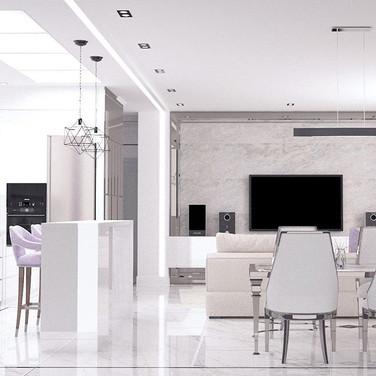 Жилой комплекс каравелла #дизайнпроект#д