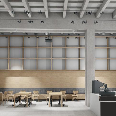 кафе порт дизайн