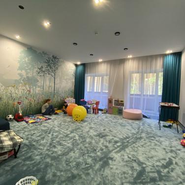 детская комната лукоморье