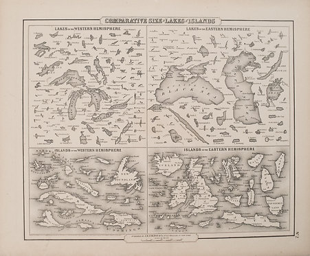 1855 Colton View of Lakes and Islands Globally