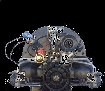Refurbished Engines