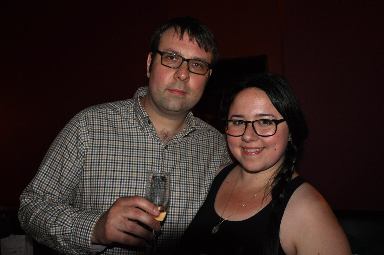 Dan and Becca Johnson