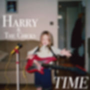 HARRY AND THE CHICKS TIME ALBUM COVER FI