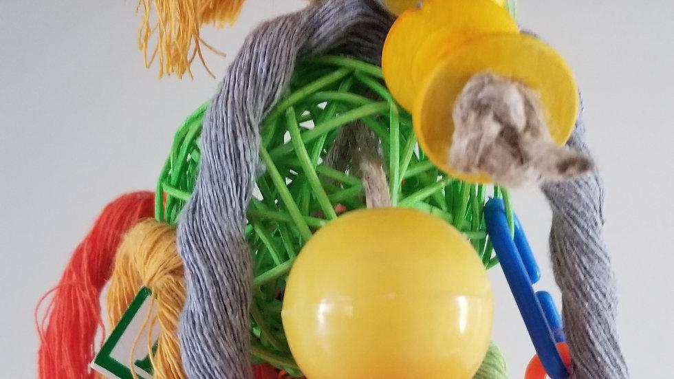 Busy beak toy!